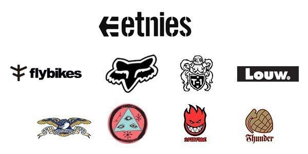 logos etnies jam web