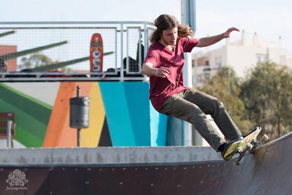 minirampa skatepark malaga