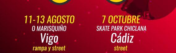 El Comité Nacional de Skateboarding anuncia la creación del Circuito Nacional